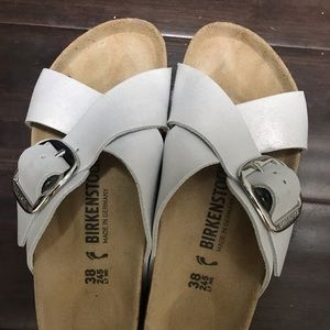 Birkenstock Siena Big Buckle Sandals